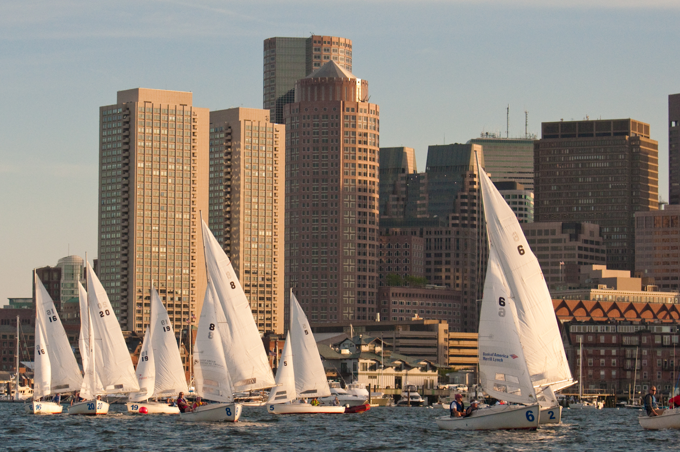Corporate Challenge Rhodes 19 Racing Boston