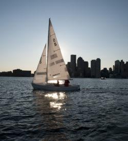 Rhodes 19 Boston Learn to Sail