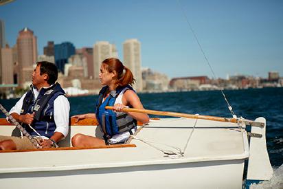 rhodes 19 learn to sail