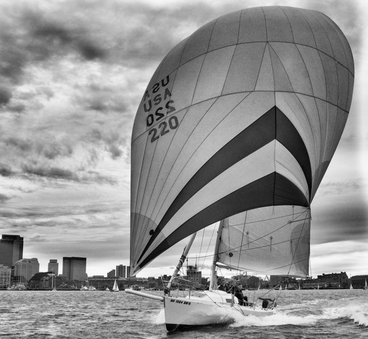 J8p Asym kite
