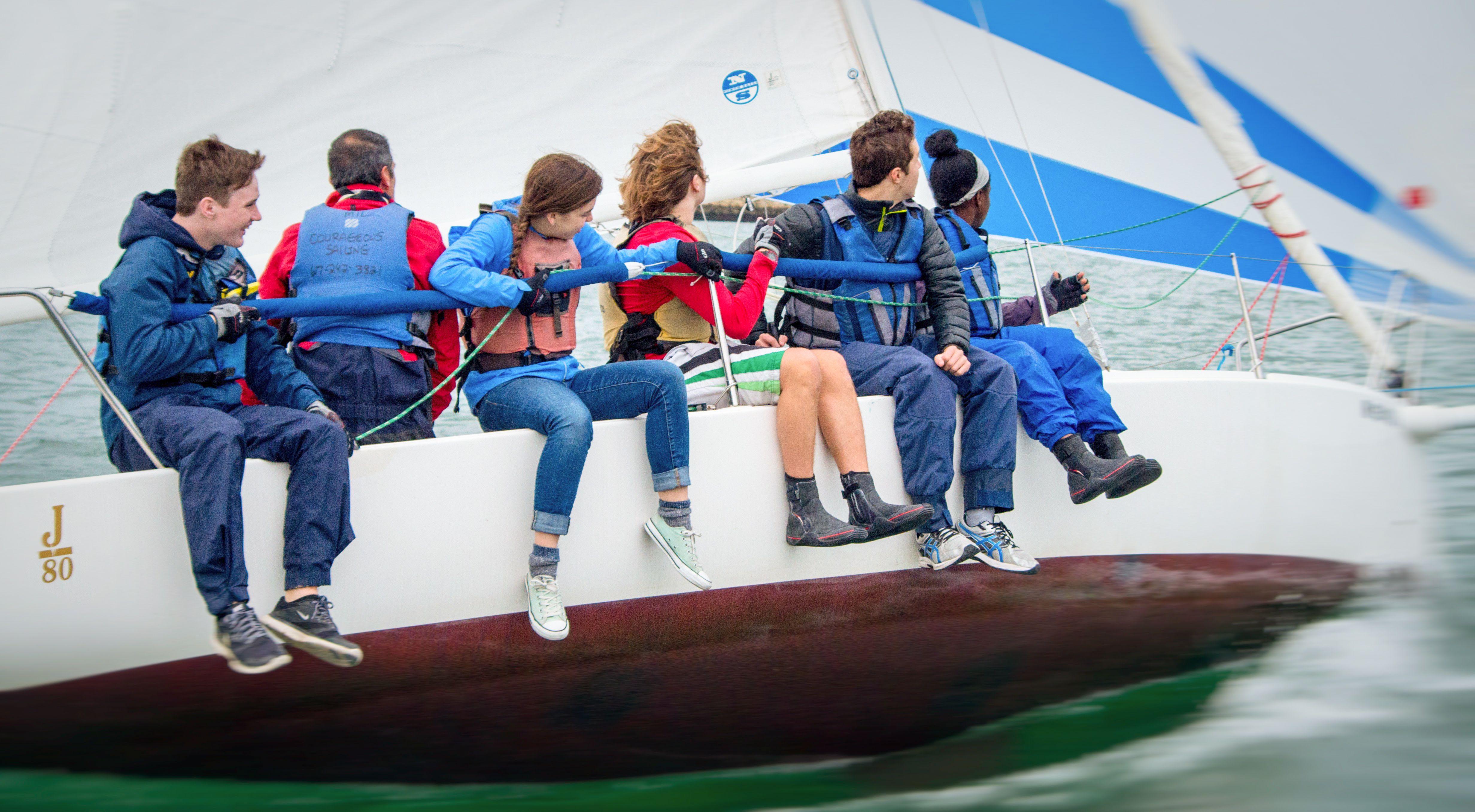 Advanced Sailing J80