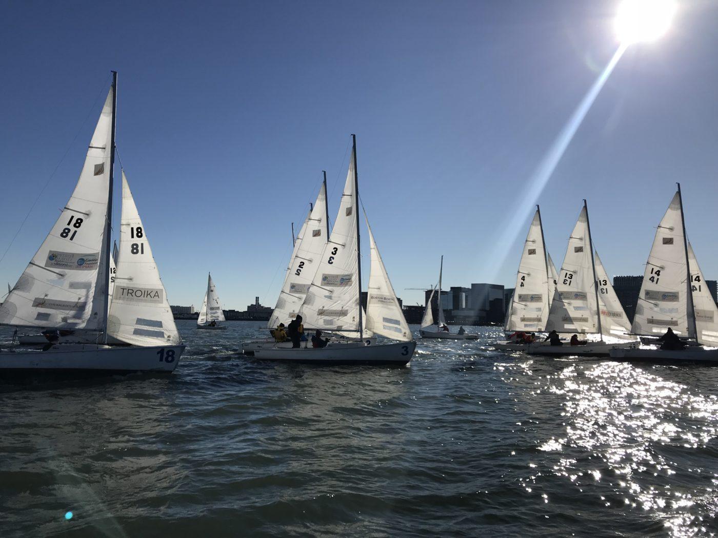 Frostbiting recap week 1 20172018 courageous sailing 1betcityfo Choice Image